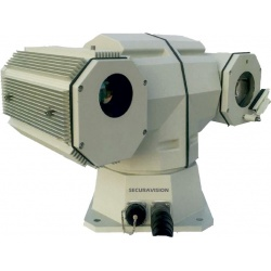 Vehicle Top Mounted HD PTZ Laser Night Vision Camera